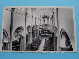 Eglise Intérieur ( Jos. Janssen ) Anno 19?? ( Zie Foto Voor Details ) ! - Welkenraedt