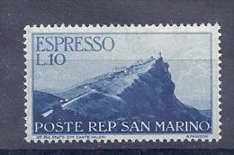 150025154  SAN MARINO  YVERT  T.P.L.E.  Nº   14  **/MNH - Pacchi Postali