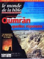 Le Monde De La Bible N° 107 : Cinquante Ans Après, Qumran, Quelles Réponses ? - Livres, BD, Revues
