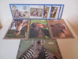 KINDER SURPRISE PUZZLES:  Série DE N° 153 à 156  + 4 BPZ - Puzzles