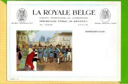BUVARD & Blotting Paper :  La Royale Belge - Cinéma & Théatre