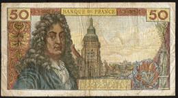 50 Francs 04/01/1973. France. (Racine) - 1962-1997 ''Francs''