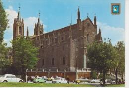 (MAD413) MADRID. IGLESIA LOS JERONIMOS - Madrid
