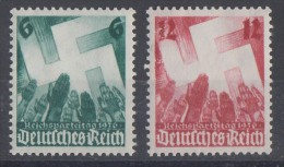 DR Minr.632-633 Postfrisch - Deutschland