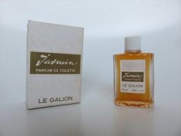 Jasmin - Le Galion - Miniatures Modernes (à Partir De 1961)