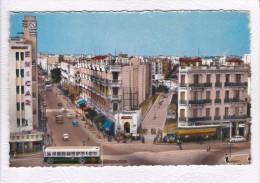 AVENUE DE PARIS ET AVENUE DU GHANA, TUNIS - Tunisie