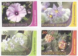 Norfolk Island-2007 Weed Flowers MNH - Norfolk Island