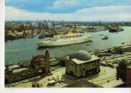 D584 - HAMBURG - Hafen Und Werftanlagen - Harburg