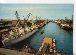 D585 - BREMEN - Hafen (Le Port) - Bremerhaven