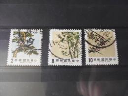 FORMOSE TIMBRE OU SERIE YVERT N° 1536.1538 - 1945-... République De Chine