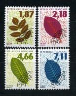 PREO  1996  N° 236 A 239 NEUFS ** - 1989-....