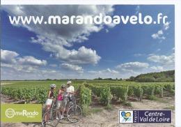 Région Centre Val De Loire - Marandoavélo - Vélo En Val De Loire Sologne Tourraine Chateaux De La Loire - Radsport