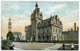 GREENOCK : COURT HOUSE - Renfrewshire