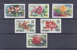 150025204  BARBUDA.  YVERT  .  Nº  296/301  **/MNH - Antigua En Barbuda (1981-...)