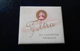 FILTRA BELGIUM Old Full Cigarette Pack Sigarette Zigaretten - Schnupftabakdosen (leer)