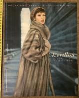 PUB PUBLICITE 1950/1960 AUTUMN HAZE EMBA MANTEAU VISON REVILLON - Non Classés