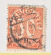 UPPER  SILESIA  O 36   (o) - Silesia (Lower And Upper)