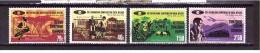 TANZANIA UGANDA KENYA 1974 Welfare Conference Yvert Cat. N 273/76 Mint Never Hinged** - Stamps