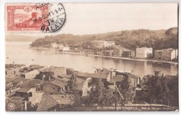 Constantinople - Baie De Thérapia - Bosphore - édit. J. Ludwigsohn 43 + Verso - Turkey