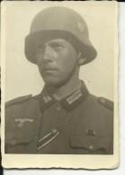 DEUTSCHLAND  --  ORIGINAL PHOTO   --   DEUTSCHE  SOLDAT, ORDEN   --   9 Cm X 6 Cm - 1939-45