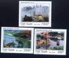 Vietnam MNH Perf Stamps 1997 : Northern Viet Nam´s Landscapes / Bridge / Sapa (Ms749) - Vietnam