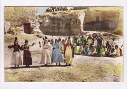 COLLECTION ARTISTIQUE L'AFRIQUE, DANSES D'OULEDS NAILS, 1964 - Cartes Postales