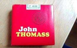 JOHN THOMASS Old Full Cigarette Pack Sigarette Zigaretten - Schnupftabakdosen (leer)