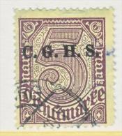 UPPER  SILESIA  O 50   (o) - Silesia (Lower And Upper)