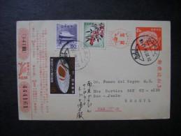 JAPAN - FULL Circulated FOR BRAZIL IN 1964 AS - Omslagen