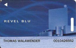 Revel Casino Atlantic City, NJ - Slot Card - Casino Cards
