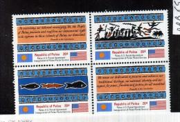 PALAU 1983 Y N°1/4 NEUF MNH** - Palau