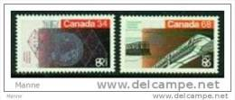 "-Canada-1986-""Montreal EXPO""  MNH  (**) - 1952-.... Reign Of Elizabeth II"