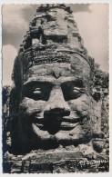 CPSM - CAMBODGE - Angkor-Thom - Porte Nord - Cambodge