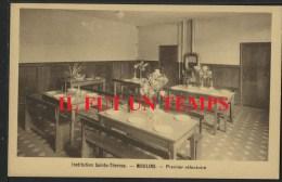 03 MOULINS - Institution Sainte Thèrèse - Premier Réfectoire - Moulins