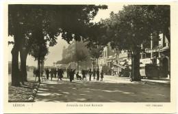 Lérida - Avenida De José Antonio - Lérida