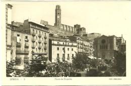 Lérida - Plaza De España - Lérida
