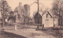Scherpenheuvel Kerk En Fontein - Scherpenheuvel-Zichem