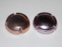 2 Capsules De Champagne SERGE ARMAND - Collections