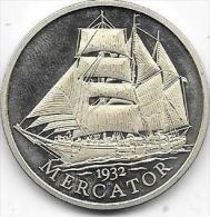 1932 MERCATOR  ANTWERP - Jetons De Communes