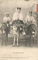 Nos Amazones Sablaises 1908. - Sables D'Olonne