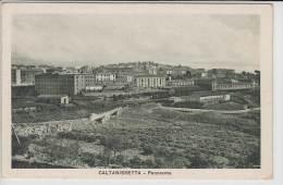 I-93100 Ansichtskarte Grün Caltanissetta - Cartoline