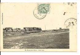 Turkey - 1909 Adana Armenian Event -  En Route Pour Adana - Avril 1909, Edit. Poste Français Mersina, Very Rare Postcard - Turkey