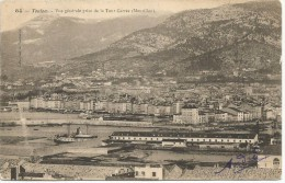 Toulon Tour Carree Mourillon 1904. - Toulon
