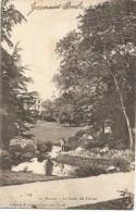 Nantes Le Jardin Des Plantes 1904. - Nantes
