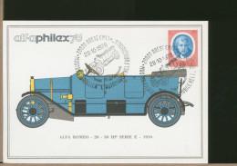 ITALIA - ARESE -  ALFA ROMEO  20-30 HP  SERIE E - 1910   -   Un´autovettura Prodotta Dall´Alfa Romeo Dal 1920 Al 1922 - Autos