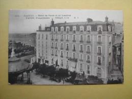 BIARRITZ. L'Hôtel De Paris Et De Londres. - Biarritz