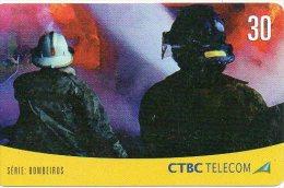 Pompier Fireman Télécarte Phonecard Telefonkarten B245 - Firemen