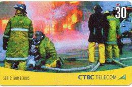 Pompier Fireman Télécarte Phonecard Telefonkarten B246 - Pompiers