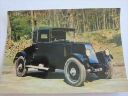 CPA RENAULT NN 1926 6 CV 951 CM  COLLECTION TROPHIRES - Passenger Cars
