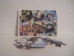 KINDER SURPRISE:  NV 405  + BPZ - Puzzles